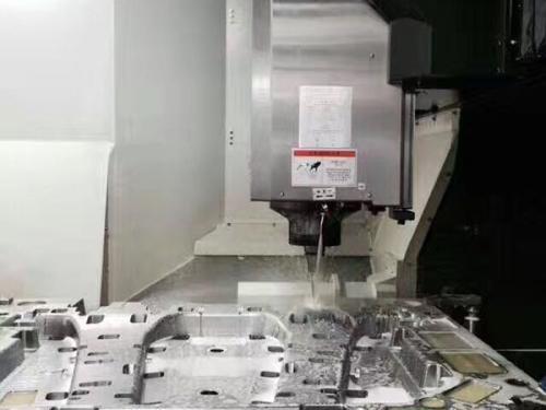 开平电脑锣加工